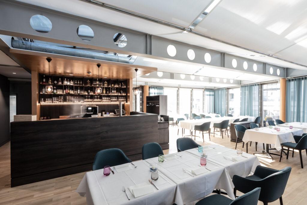 Blick ins Restaurant Awilon. Foto: Marek Kruszewski