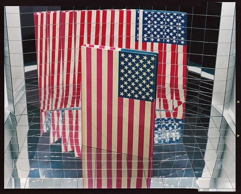Ketuta Alexi-Meskhishvili, I like America and America likes me, 2020, Courtesy the artist, LC Queisser, Tbilisi and galerie frank elbaz, Paris © Ketuta Alexi-Meskhishvili
